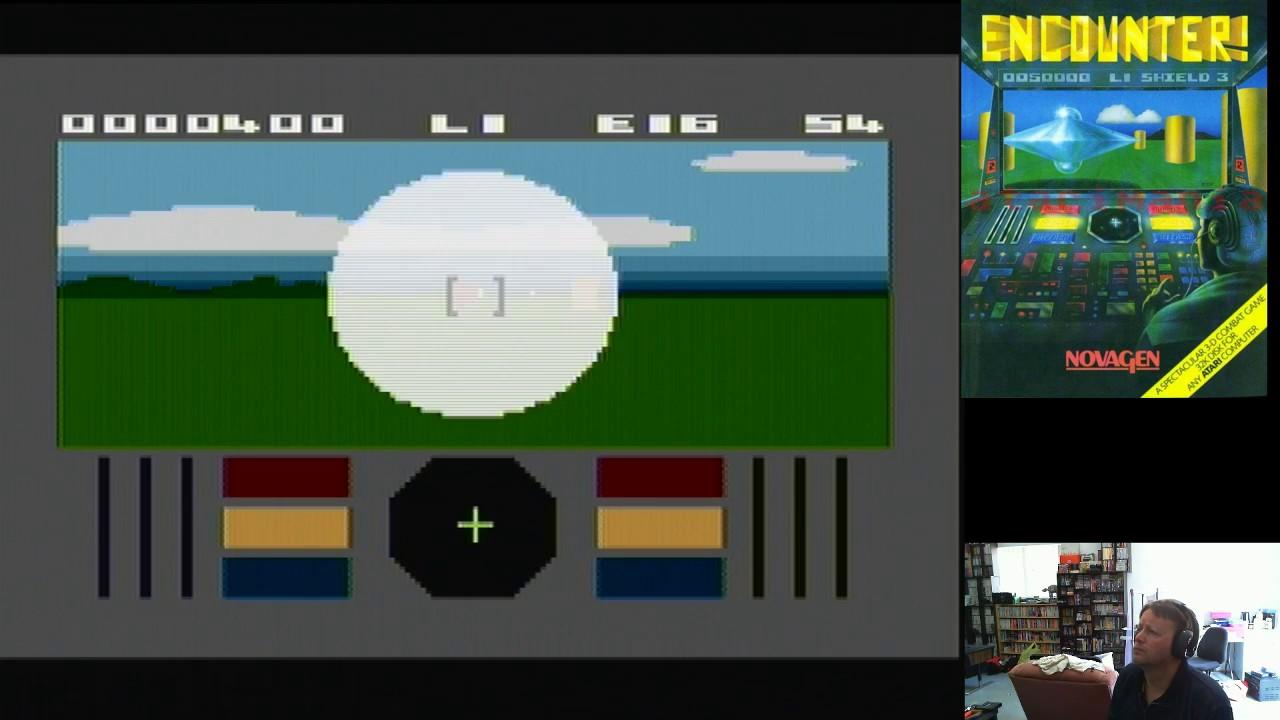 Retro Homebrew Computer Games (Joust, Codename Intruder MSX