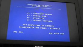 Commodore 64 (C64) Swapping 6526 for 8520 (Amiga) – Retrounlim
