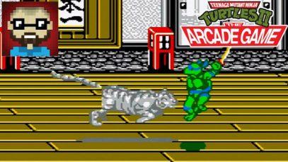 CROUCHING TURTLE, HIDDEN TIGER | TMNT II: The Arcade Game – Part 4