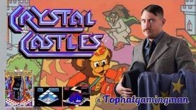 Crystal Castles Atari 2600 Review and History- The Golden