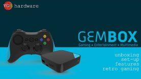 Emtec GEM Box Android Review (Unboxing, Retro Emulation
