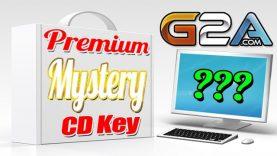 g2a random key