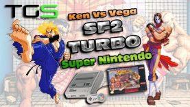 Ken Vs Vega Street Fighter II Turbo SNES Gameplay – Retrounlim