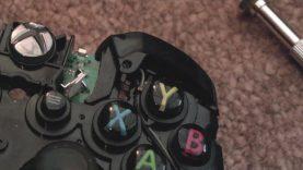 Microsoft XBOX One Controller RB / LB Button Repair (Again
