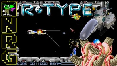 NRG: 5-10 Minutes of Gameplay – R-Type [Atari ST] – Retrounlim