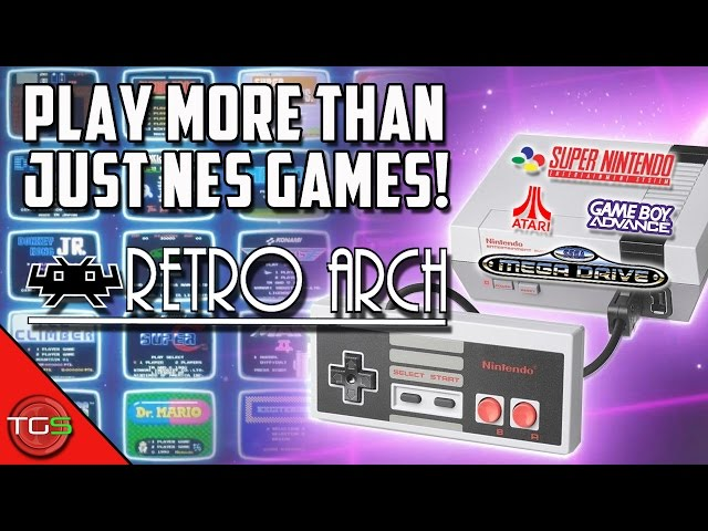 RetroArch on the NES Classic Mini – SERIOUSLY!! – Retrounlim