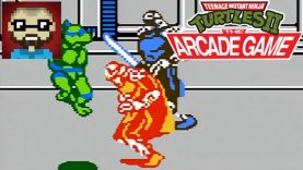 THE FINAL BATTLE? | TMNT II: The Arcade Game FINALE!! – Part 6
