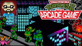 THE ROOF IS ON FIRE | TMNT II: The Arcade Game – Part 1 – Retrounlim