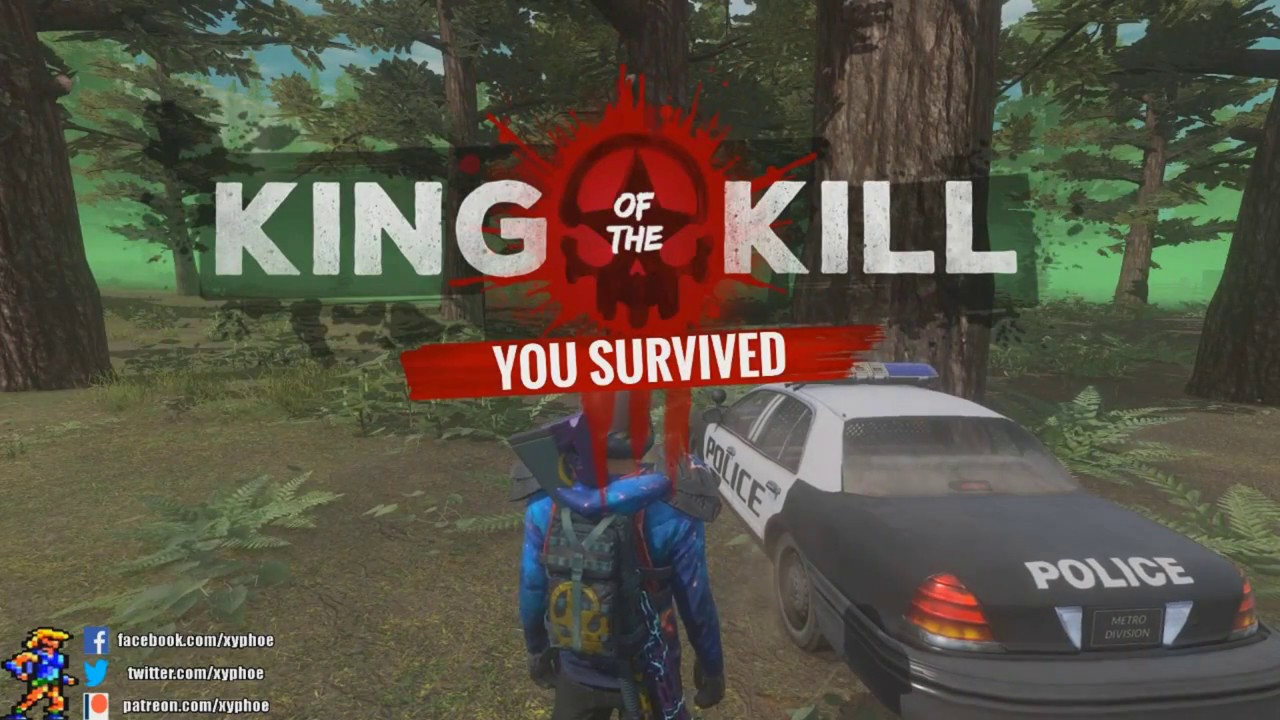 H1Z1 King Of The Kill] Sniping To A 4 Kill Win! – Retrounlim