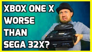 Is the Sega 32X Better Than the Xbox One X ? – Top Hat Chat