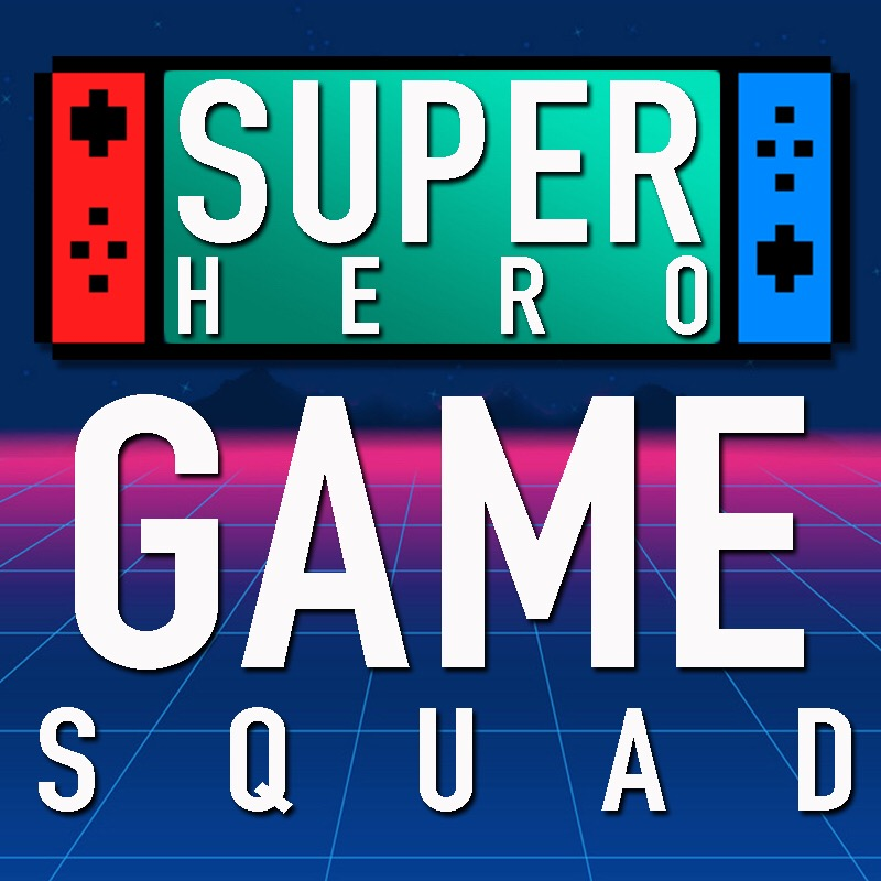 Superhero Game Squad