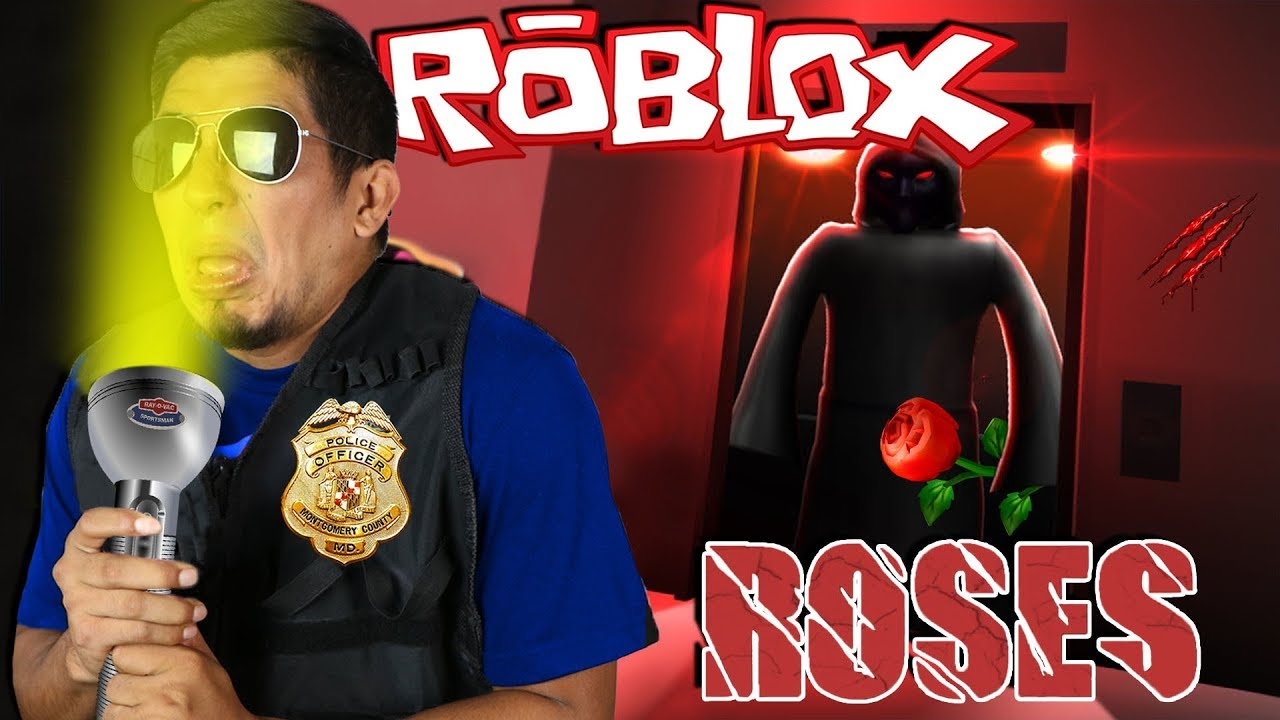 ROBLOX ROSES & CLOWN NIGHTS: SCARIEST ROBLOX GAME EVER MADE
