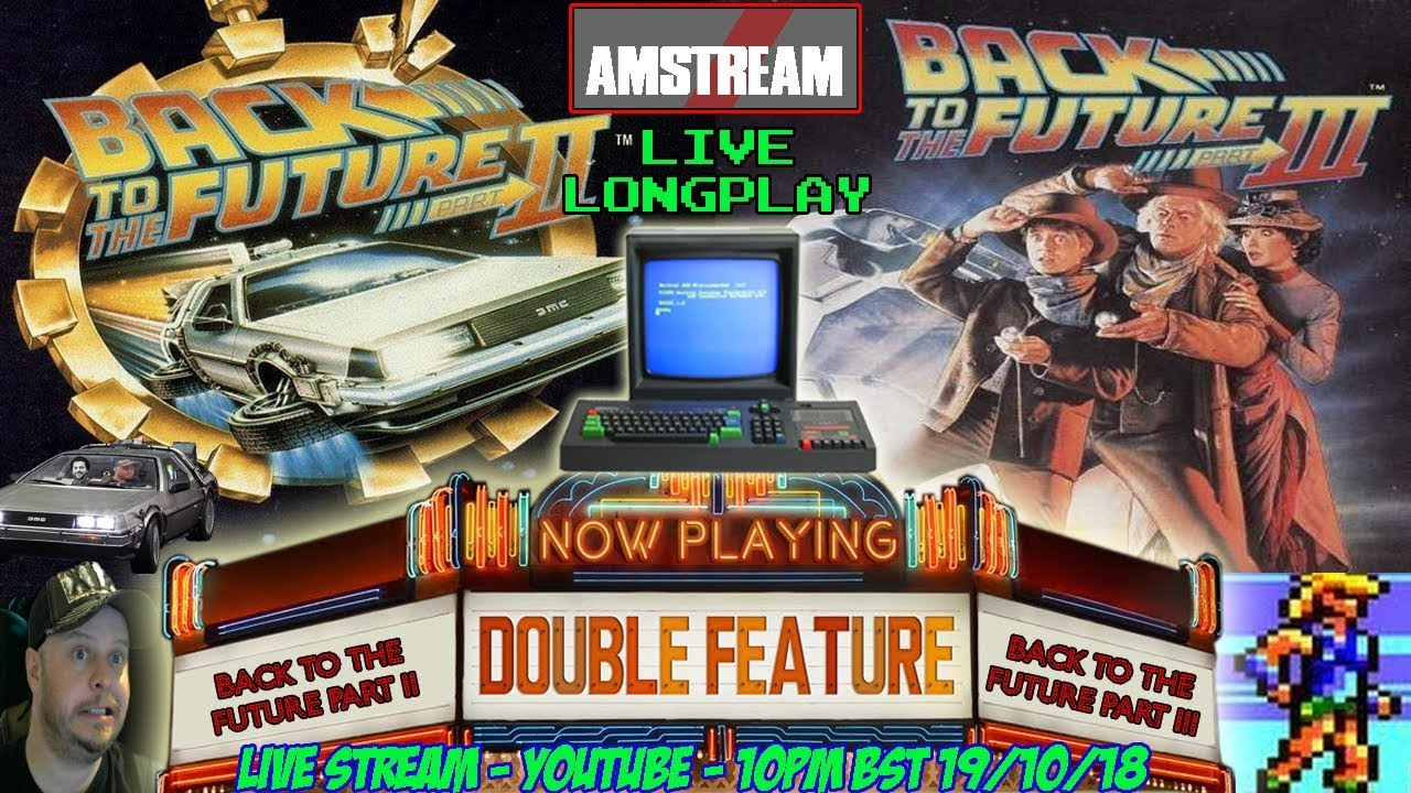 Back To The Future Stream