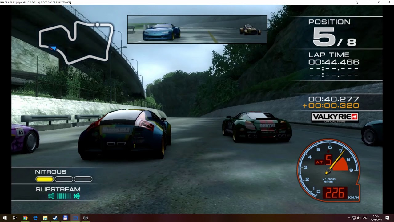 Mark Plays… Ridge Racer 7 (RPCS3)(PS3 emulator)(Windows)(PC