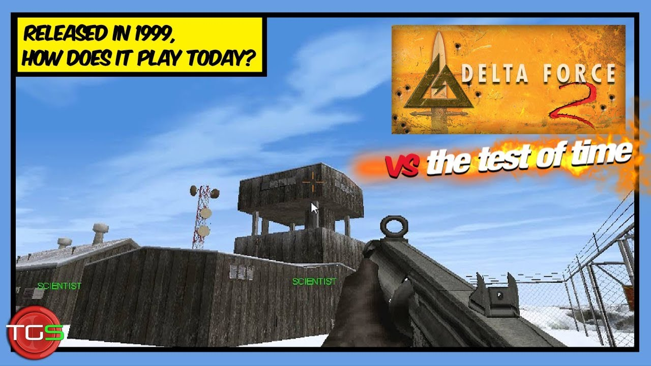 Delta Force 2 Vs The Test Of Time (1999 PC FPS) – Retrounlim